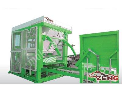 Satılık Sıfır Briket ve Bims Blok Makinesi -Z-BM 18 Fiyatları Konya bims blok makinası , briket makinası