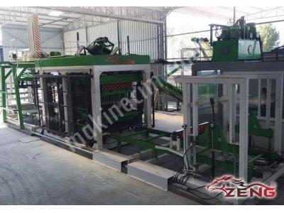Satılık Sıfır Bims Blok Briket Makinası 12 li Fiyatları Konya bims blok, briket makinesi