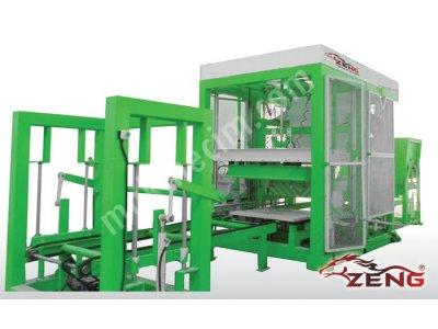 Satılık Sıfır Briket Bims Blok Makinası 12 li Fiyatları İstanbul Briket Bims Blok Makinası