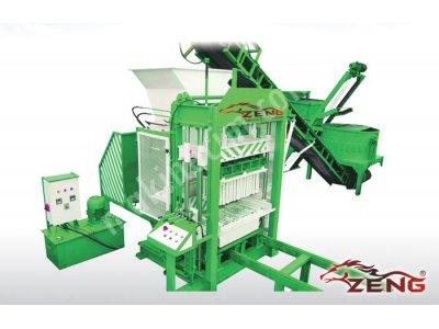 Satılık Sıfır Bims Blok Briket Makinesi 4 lü Fiyatları İstanbul Bims Blok Briket Makinesi ,4 lü bims makinası, 4 lü briket makinası