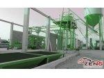 Bims Blok ve Parke Taşı Briket Üretim Makinesi - Z-PBM 820