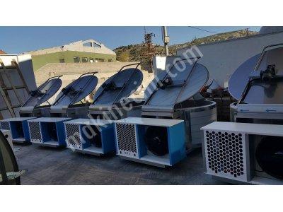 Satılık Sıfır Sut Sogutma Tankları 300kg dan 6 tona kadar Fiyatları İzmir cemre