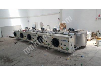 Satılık Sıfır Sut Sogutma Tankı 1000KG KANTARLI Fiyatları Burdur cemre
