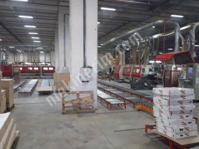 Satılık 2. El İma 4 Kenar Bantlama Makinesi Fiyatları Ankara ima kenar bantlama