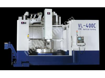 AĞIR TİPİ DİK TORNA SERİSİ - VL-400C/CM