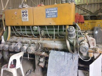 Satılık 2. El Mermer Pah Makinesi Fiyatları İstanbul SATILIK MERMER PAH MAKİNESİ