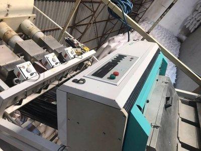 Satılık 2. El Renk Ayırıcı Sortex Makinası Fiyatları  sortex,renk ayırıcı,iri tane, ufak tane,bühler,siyah beyaz, elevatör,eski sortex,