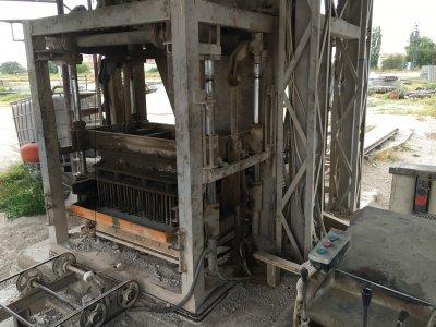 Satılık İkinci El Bims Birket Makinesi Fiyatları  bims,briket,harç makinesi,bant,ponkor,silo,press,parke,bordür,bordur