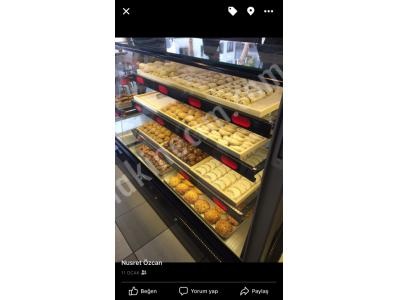 Satılık Sıfır Plazma pasta dolabı Fiyatları İstanbul Pasta dolabı