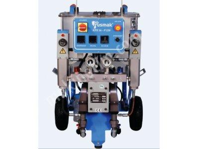 Satılık Sıfır sprey poliüretan makinası Fiyatları Kayseri köpük makinası, sprey makinası, poliüretan makinası, polyurea makinası,POLYURETHANE,