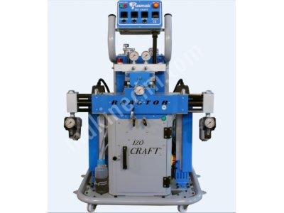 Sprey Poliüretan Ve Polyurea Makinası