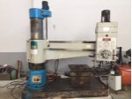 50 Lens Radial Drilling Arm Dimension 1600 2008 Model