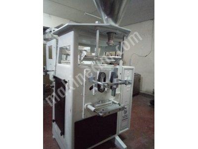 Satılık İkinci El Pul Biber paketleme makinesi Fiyatları Gaziantep Pul biber paketleme makinesi. Baharat paketleme
