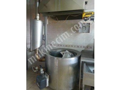 Bandırma Makinası-Fritöz-Endüstriyel Fritöz