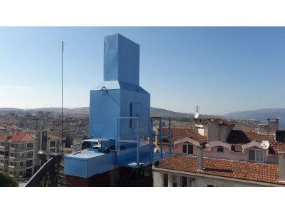 Satılık Sıfır Sulu Baca Filtre Fiyatları İstanbul baca filtresi