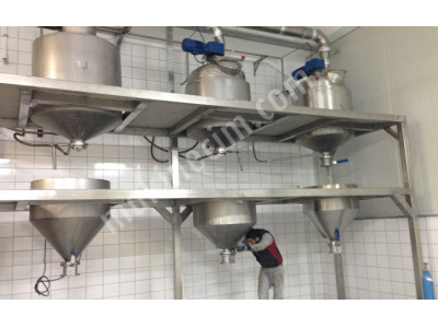 Lokum Pişirme Hattı - Fetih Paslanmaz & Makine