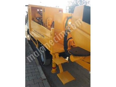 Satılık Araç Üstü Sabit Beton Pompası