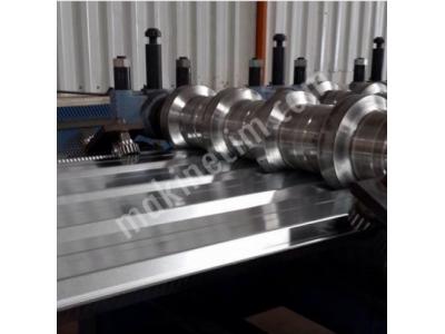 Bh Metal Marka Trapez Makinası , Alçıpan Makinaları ,pvc Destek Sacı Makinaları Sıfır Üretim