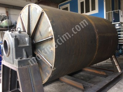 Rubber Lined Mill