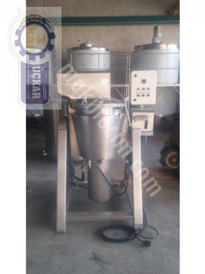 Kuru Haşlama Makinası - Füze 50 Kg 2. El
