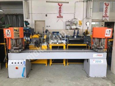 Pvc Çift Kaynak Makinası Risus Marka Koparmalı Kıl Kaynak 3 Metre