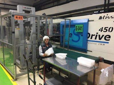Satılık İkinci El 450 Ton Enjeksiyon Makinesi Fiyatları  enjeksiyon
