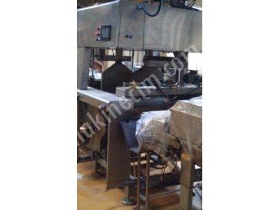 Çikolata Kaplama Ve Soğutma Tüneli - 1 Metre - Ar-Can - 2.el - Krom-Nikel