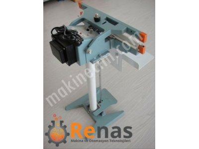 Ks-F600 Otomatik Pedallı Döküm Gövde Poşet Yapıştırma Makinası