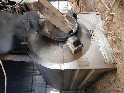 Satılık 2. El Otomotik Boşaltmalı Susam Kavurma Makinesi Fiyatları  Otomotik boşaltmalı susam ve ekmek KURUTMA makinesi