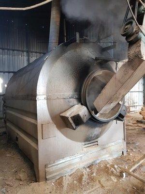 Satılık 2. El Otomotik Boşaltmalı Susam Kavurma Makinesi Fiyatları İstanbul Otomotik boşaltmalı susam ve ekmek KURUTMA makinesi