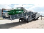 Emergency Mobile Concrete Plant 90 M3