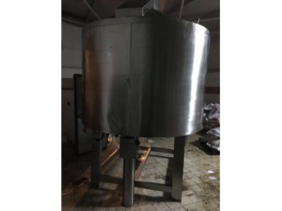 Satılık 2. El 5 Tonluk Proses Tankı Fiyatları İstanbul Kaşar,proses,süt,haşlama