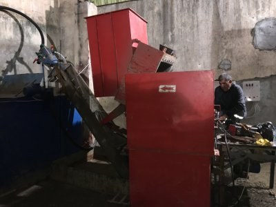 Satılık İkinci El 80lik Çalışır Kırma Malin Sı Masrafsız Fiyatları  Kırma,makinası