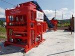 Beton Blok Makinesi, Parke Blok Makinesi, Interlock Briket Makinası