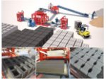 Concrete Block Machine, Paving Block Machine, Interlock Bricks Machine, Curbstones Making Machine