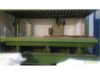 Satılık 2. El Hidrolik Pres 400 Ton Fiyatları İstanbul Hydraulich Press 400 Ton Wood, Abs, Plekxiglass Press