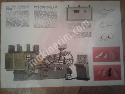 Satılık İkinci El Enjeksiyon Makinesi Fiyatları  enjeksiyon makinesi,taban ,pvc,ppu,tpu,pe