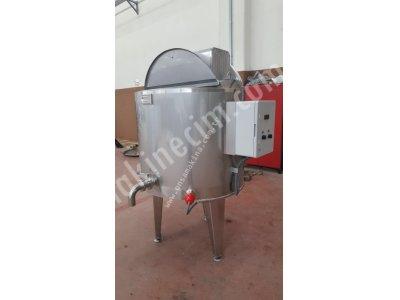 Satılık Sıfır ELEKTRİKLİ SÜT PİŞİRME TANKI Fiyatları Denizli süt pişirme tankı