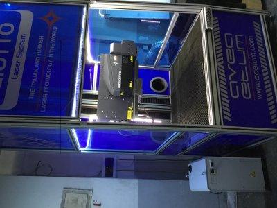 Satılık 2. El Giotto Galvo Lazer Fiyatları İstanbul Galvo lazer