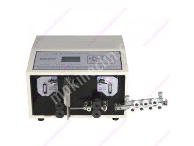 Mt-602 Otomatik Kablo Sıyırma Ve Kesme Makinesi