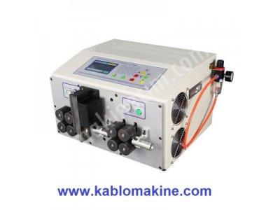 Mt-603-70 Otomatik Kablo Tel Sıyırma Ve Kesme Makinesi