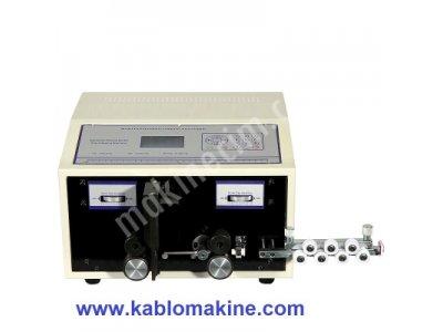 Satılık Sıfır MT-604 Otomatik Kablo Sıyırma ve Kesme Makinesi Fiyatları İstanbul MT-604 Otomatik Tel Sıyırma ve Kesme Makinesi,MT604, kesme makinesi,kablo sıyırma makineleri
