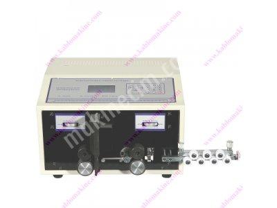 Mt-604 Otomatik Kablo Sıyırma Ve Kesme Makinesi