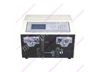 Mt-606 Otomatik Düz Kılıflı Kablo Sıyırma Ve Kesme Makinesi