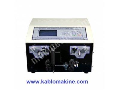 Satılık Sıfır MT-607-1 Otomatik Kablo Sıyırma ve Kesme Makinesi Fiyatları İstanbul MT-607-1 İnce Yuvarlak Kılıflı Kablolar Otomatik Sıyırma,MT-607-1 ,KABLO MAKİNA, kesme makinesi,kablo sıyırma makineleri,kablo soyma