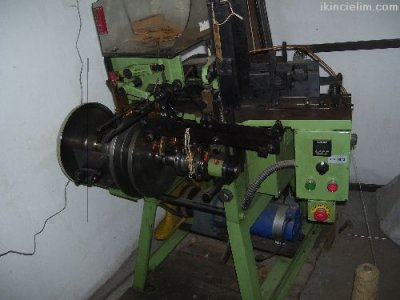 Satılık 2. El Salam Sucuklarda Kullanılan İpi Düğümleme Makinesi,karton Etiket İp Bağlama Makinesi Fiyatları Ankara salam sucuk ip düğümleme,askı ipi,sallama etiket ipi,düğümleme ipi.karton Etiket İp Bağlama Makinesi
