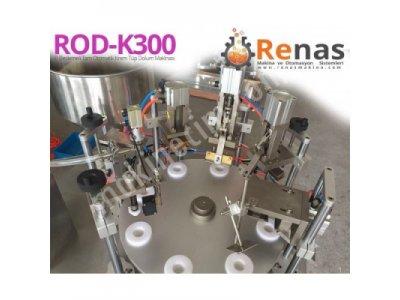 Satılık Sıfır RODK300U Ultrasonik Krem Tüp Dolum ve Yapıştırma Makinası Fiyatları  sıvı dolum makinası,ambalajlama,pekmez dolum makinası,hızlı dolum makinası,sanayi tipi dolum