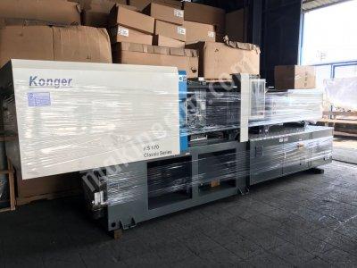 Satılık Sıfır KONGER 170 SERVO PLASTİK ENJEKSİYON MAKİNESİ Fiyatları Bursa Plastik enjeksiyon makinesi,servo plastik enjeksiyon makinesi