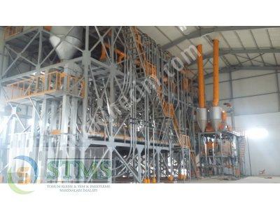 Satılık Sıfır kompakt un fabrikası fabrikası Fiyatları Konya kompakt un fabrikası fabrikası