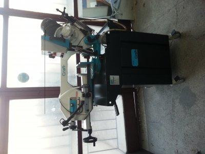 Satılık 2. El Sıfır Ayarında Şerit Testere Makinası Fiyatları Bursa Şerit Testere, Testere, Profil Kesme, Çelik Kesme